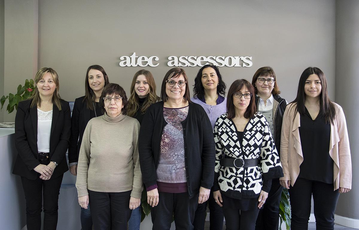 El equipo de Atec